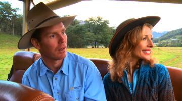 Linda Swain & Ranger Nick