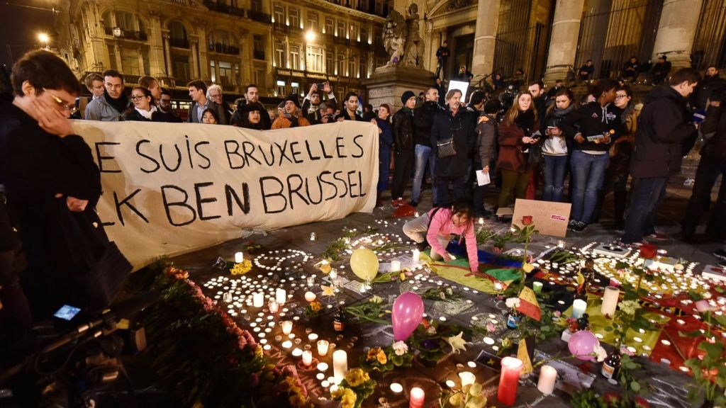 Brussels Bombing Blog image